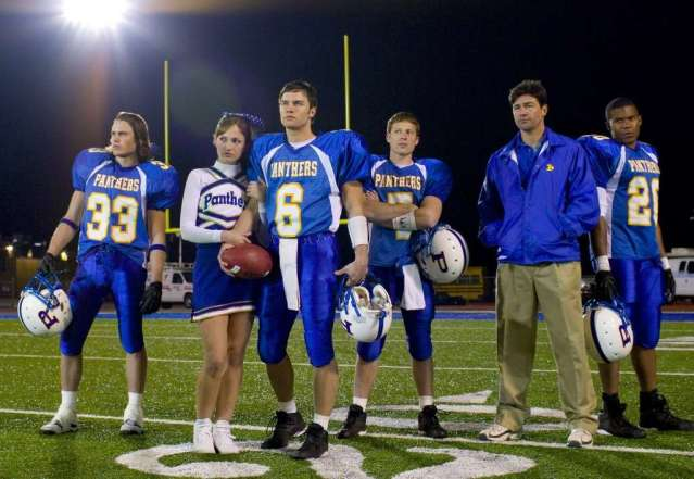 The cast of Friday Night Lights. Photo Credit: NBC