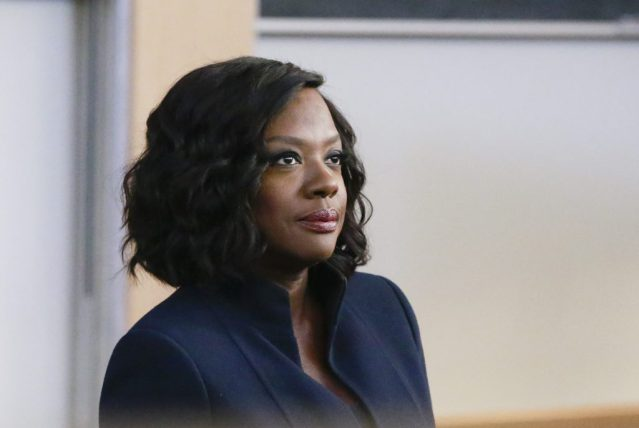 "Viola Davis in the How to Get Away with Murder episode ""We're Good People Now."" Photo Credit: ABC/Mitch Haaseth Viola Davis in the How to Get Away with Murder episode ""We're Good People Now."" Photo Credit: ABC/Mitch Haaseth"