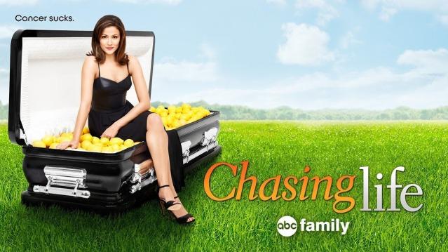 Italia Ricci in the ABC Family Drama Chasing Life. Photo Credit: ABC Family