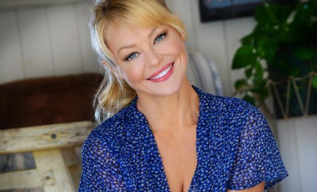 Charlotte Ross. Photo Credit: Charlotte Ross
