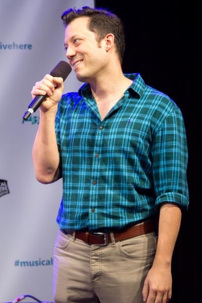 John Targalia. Photo Credit: BroadwayWorld.com