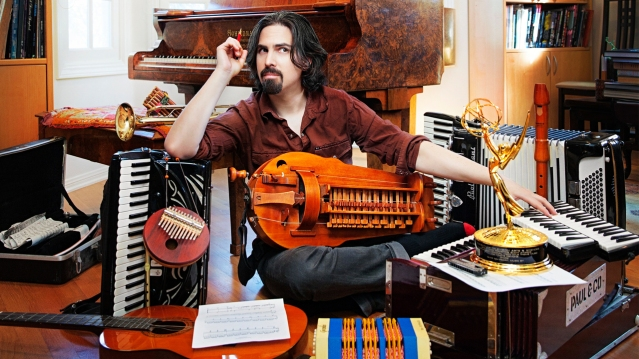 Bear McCreary. Photo Credit: SoundWorks Collection